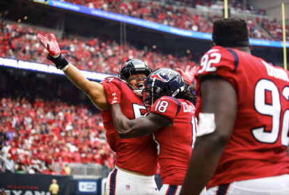 Defesa salva Texans, no finalzinho, para vencer os Bills por 20 a 13 - The Playoffs