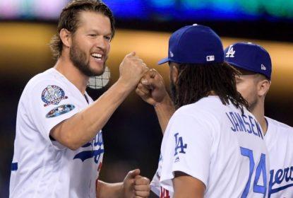 Com jogo espetacular de Kershaw, Dodgers vencem Braves e abrem 2 a 0 na NLDS - The Playoffs