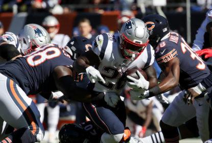 Patriots ativam RB Sony Michel da lista dos contundidos - The Playoffs