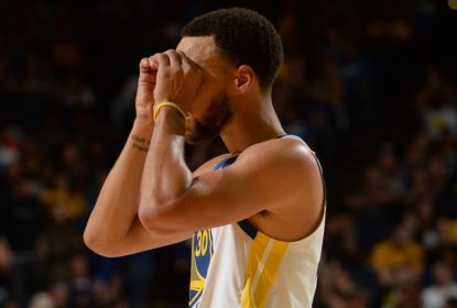 Stephen Curry planeja seu retorno para a primeira semana de março - The Playoffs