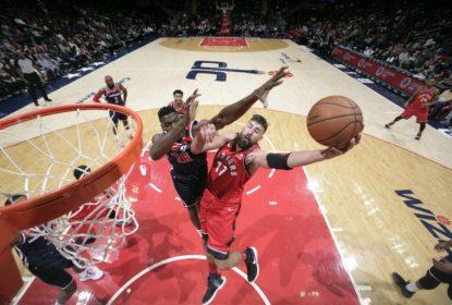 Toronto Raptors vence Washington Wizards e mantém invencibilidade - The Playoffs
