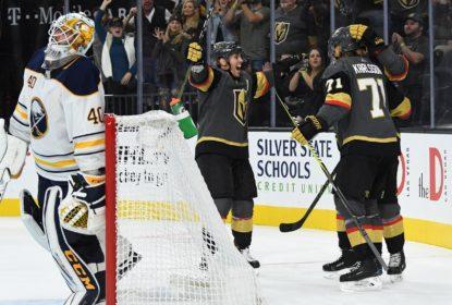 Golden Knights atropelam Sabres por 4 a 1 na T-Mobile Arena - The Playoffs