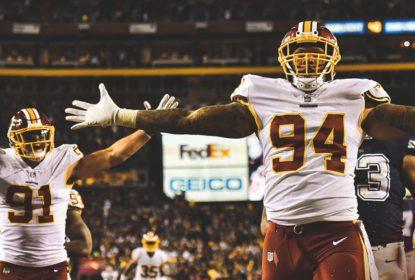 Redskins vencem Cowboys com grande atuação defensiva e erro de kicker - The Playoffs