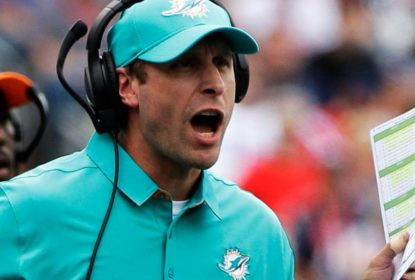 Adam Gase, head coach do Miami Dolphins