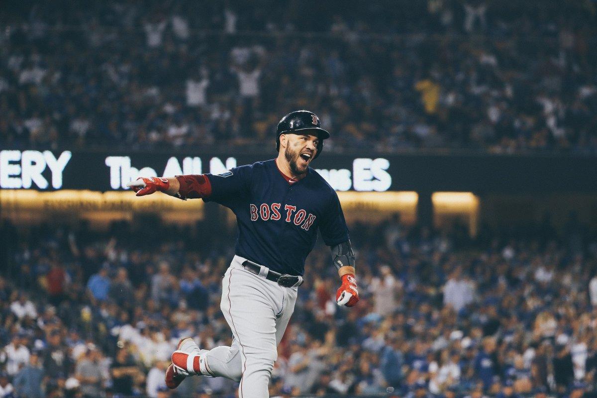Em noite de HRs, Red Sox vencem Dodgers e faturam World Series 2018