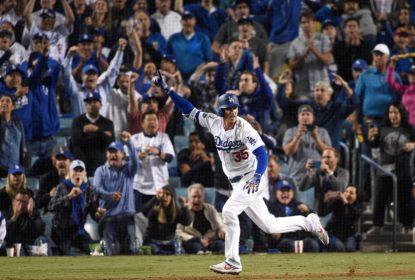 Dodgers vencem maratona contra Brewers e empatam NLCS - The Playoffs