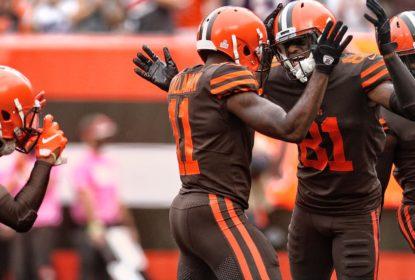 Na prorrogação, Cleveland Browns derrota Baltimore Ravens - The Playoffs