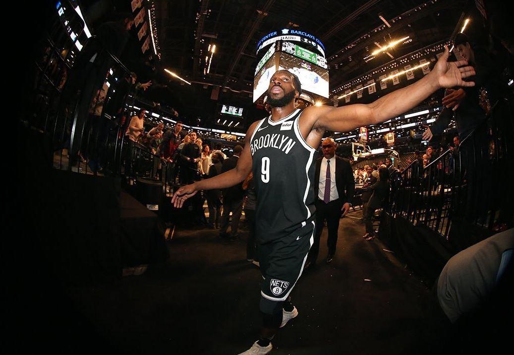 DeMarre Carroll no Brooklyn Nets