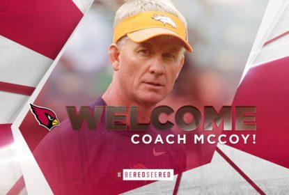 Arizona Cardinals demite coordenador ofensivo e promove técnico de quarterbacks - The Playoffs