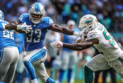 Detroit Lions vencem Miami Dolphins