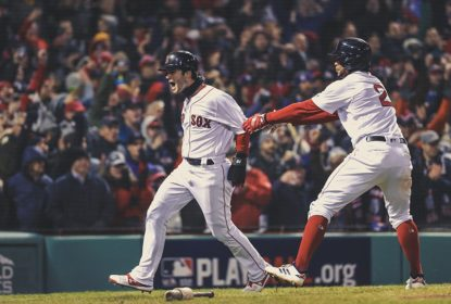 Red Sox vencem Dodgers e ampliam vantagem na World Series - The Playoffs