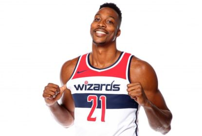 Dwight Howard volta a realizar atividades de quadra nos Wizards - The Playoffs