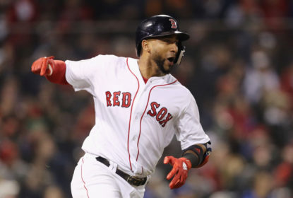 Eduardo Nunez é colocado na lista de dispensa pelos Red Sox - The Playoffs