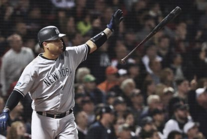 Yankees colocam Gary Sanchez na lista de lesionados - The Playoffs