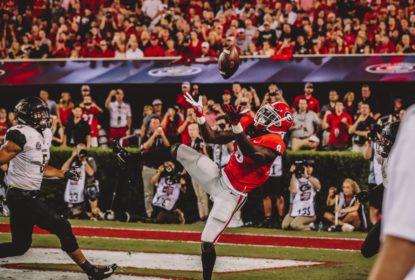 Georgia vence Vanderbilt sem dificuldades e mantém invencibilidade na temporada - The Playoffs