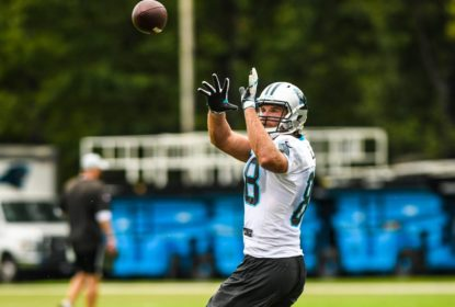 Tight end do Carolina Panthers Greg Olsen