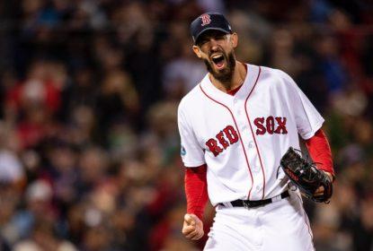 Red Sox conseguem importante vitória contra Astros e igualam ALCS - The Playoffs