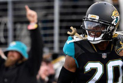 Cornerback do Jacksonville Jaguars Jalen Ramsey