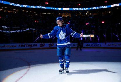 Maple Leafs vencem Kings e mantêm bom começo de temporada - The Playoffs