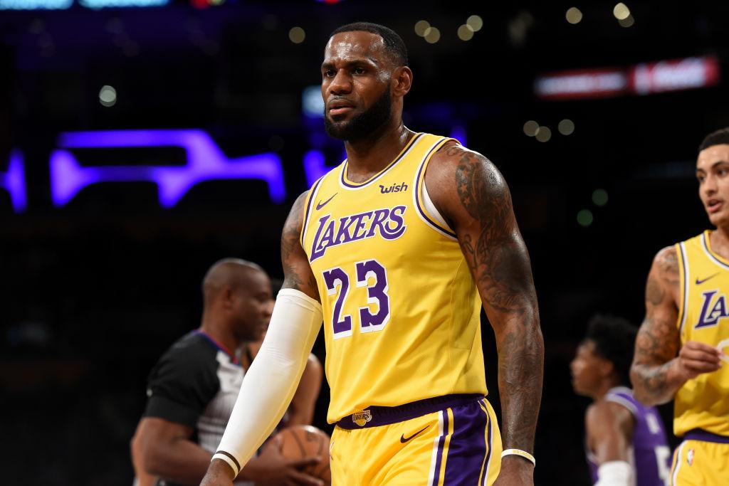 Astro do Los Angeles Lakers chamou donos dos times de  velhos homens  brancos com mentalidade escravista  7c802106f1baa