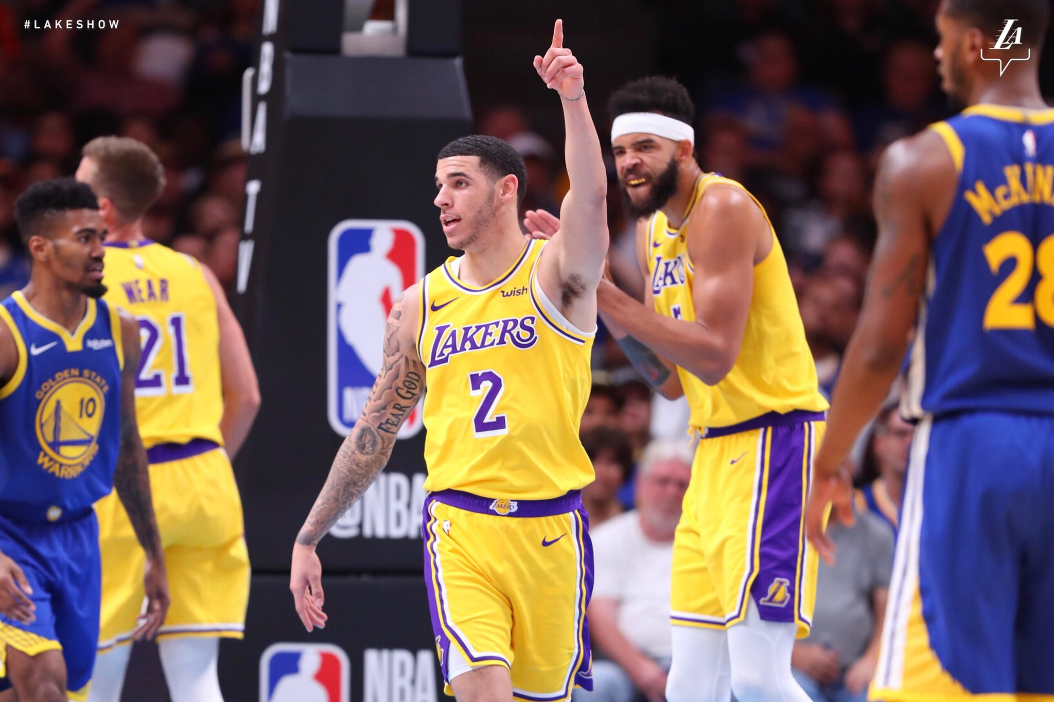 Lonzo Ball pode demorar mais tempo para retornar às quadras - The Playoffs