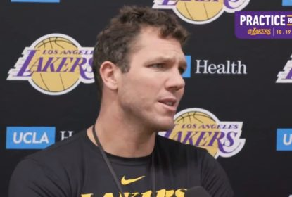 Kelli Tennant retira processo de abuso sexual contra Luke Walton - The Playoffs