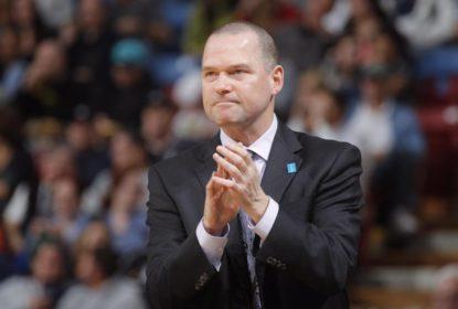 Michael Malone ainda confia em uma virada do Denver Nuggets - The Playoffs