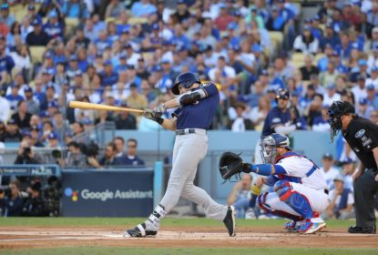 Jhoulys Chacin vai bem, Brewers vencem Dodgers e lideram NLCS - The Playoffs