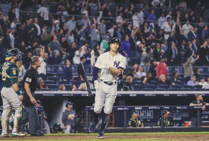 Sem maiores problemas, Yankees eliminam Athletics e vão à ALDS - The Playoffs