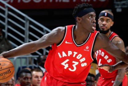 Pascal Siakam retorna ao elenco dos Raptors após 11 jogos afastado por lesão na virilha - The Playoffs