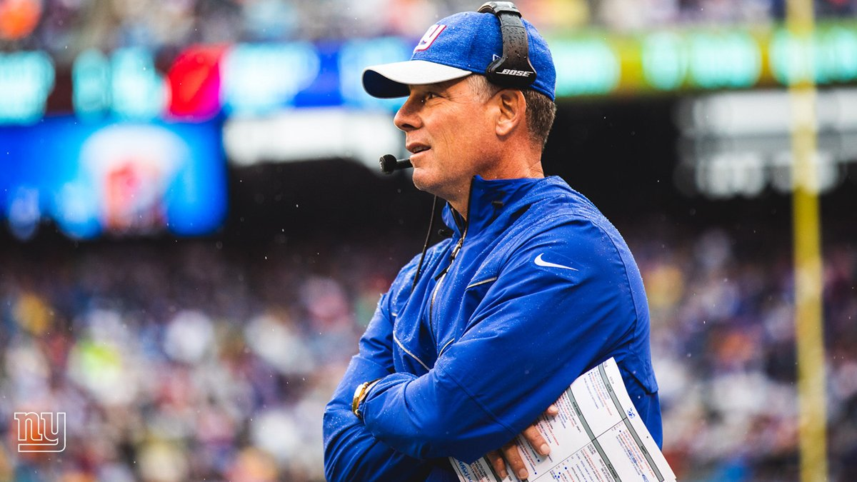 Pat Shurmur, head coach dos Giants, afirma: 'Troca de Odell Beckham Jr. foi boa para todos' - The Playoffs