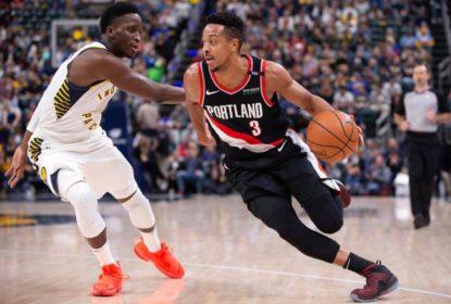 Portland Trail Blazers vence Indiana Pacers fora de casa com ótima atuação dos reservas - The Playoffs