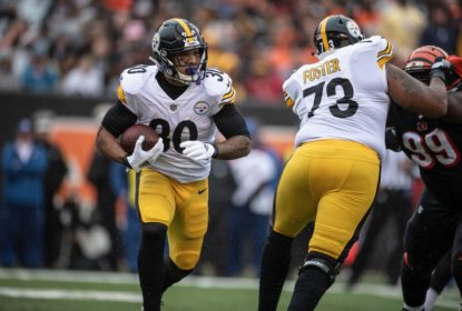Steelers derrotam Bengals com TD no fim da partida - The Playoffs