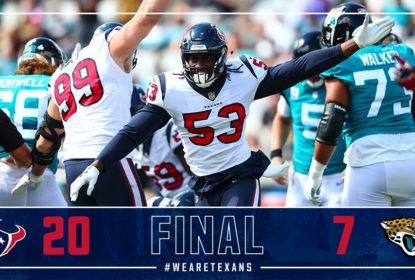 Jaguars perdem para os Texans em jogo terrível de Blake Bortles - The Playoffs
