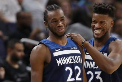 Andrew Wiggins declara que torcerá por Jimmy Butler nas finais da NBA - The Playoffs