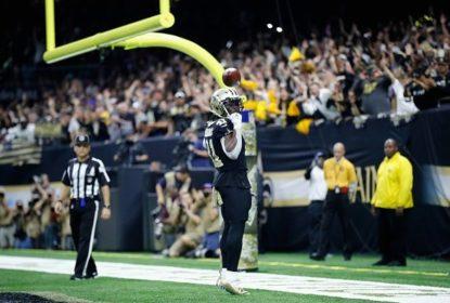 Em jogo de 80 pontos no Superdome, Saints derrubam a invencibilidade dos Rams - The Playoffs
