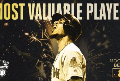 Betts e Yelich levam prêmios de MVP de 2018 na MLB - The Playoffs