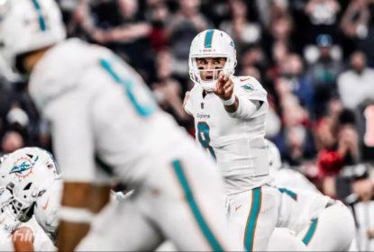 Brock Osweiler quer continuar como titular no Miami Dolphins - The Playoffs