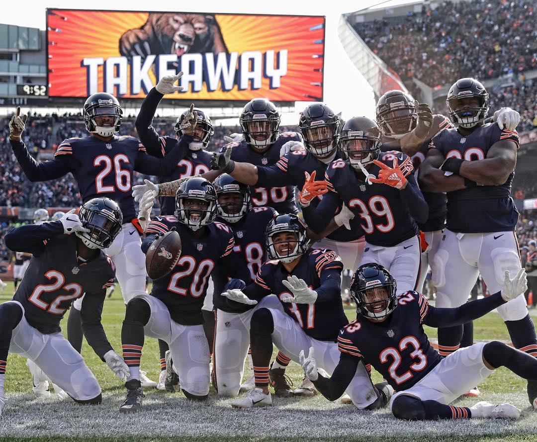 NFL Power Ranking 2018 The Playoffs  semana 12 3852da05141df