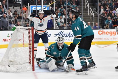 Edmonton Oilers derrota San Jose Sharks em estreia de Ken Hitchcock - The Playoffs