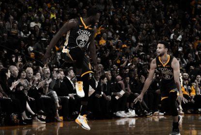 Curry faz 37 pontos e Warriors vencem os Pelicans