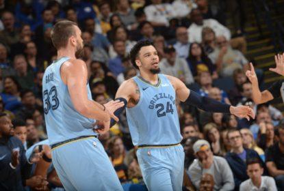 Dillon Brooks será desfalque do Memphis Grizzlies por até oito semanas - The Playoffs