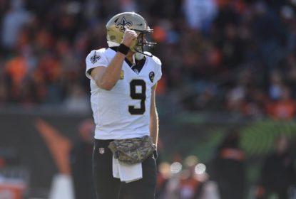 Drew Brees dá show em vitória dos Saints