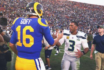 Rams vencem os Seahawks em clássico da Costa Oeste - The Playoffs