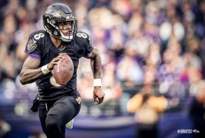 Lamar Jackson: 'Não estou preocupado em ser MVP. Quero ganhar o Super Bowl' - The Playoffs