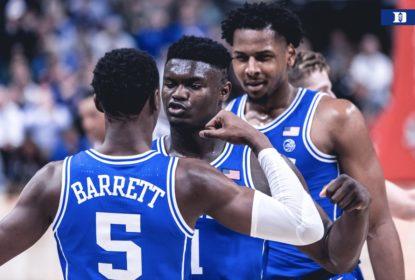 Com show de calouros, Duke vence Kentucky com facilidade