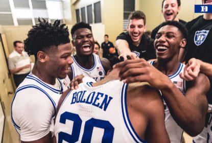 Em jogo de Bolden, Duke vence Auburn e decide torneio contra Gonzaga - The Playoffs