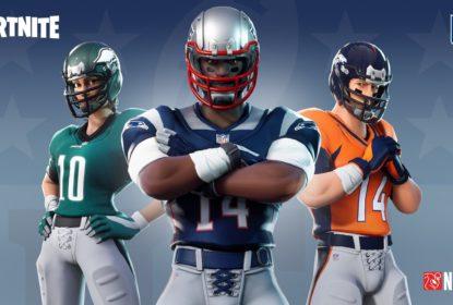 NFL fecha parceria com desenvolvedora de Fortnite - The Playoffs