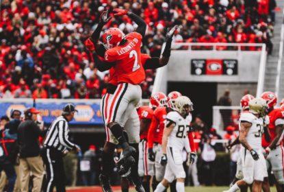 No último jogo da temporada regular, Georgia atropela Georgia Tech em busca dos playoffs - The Playoffs