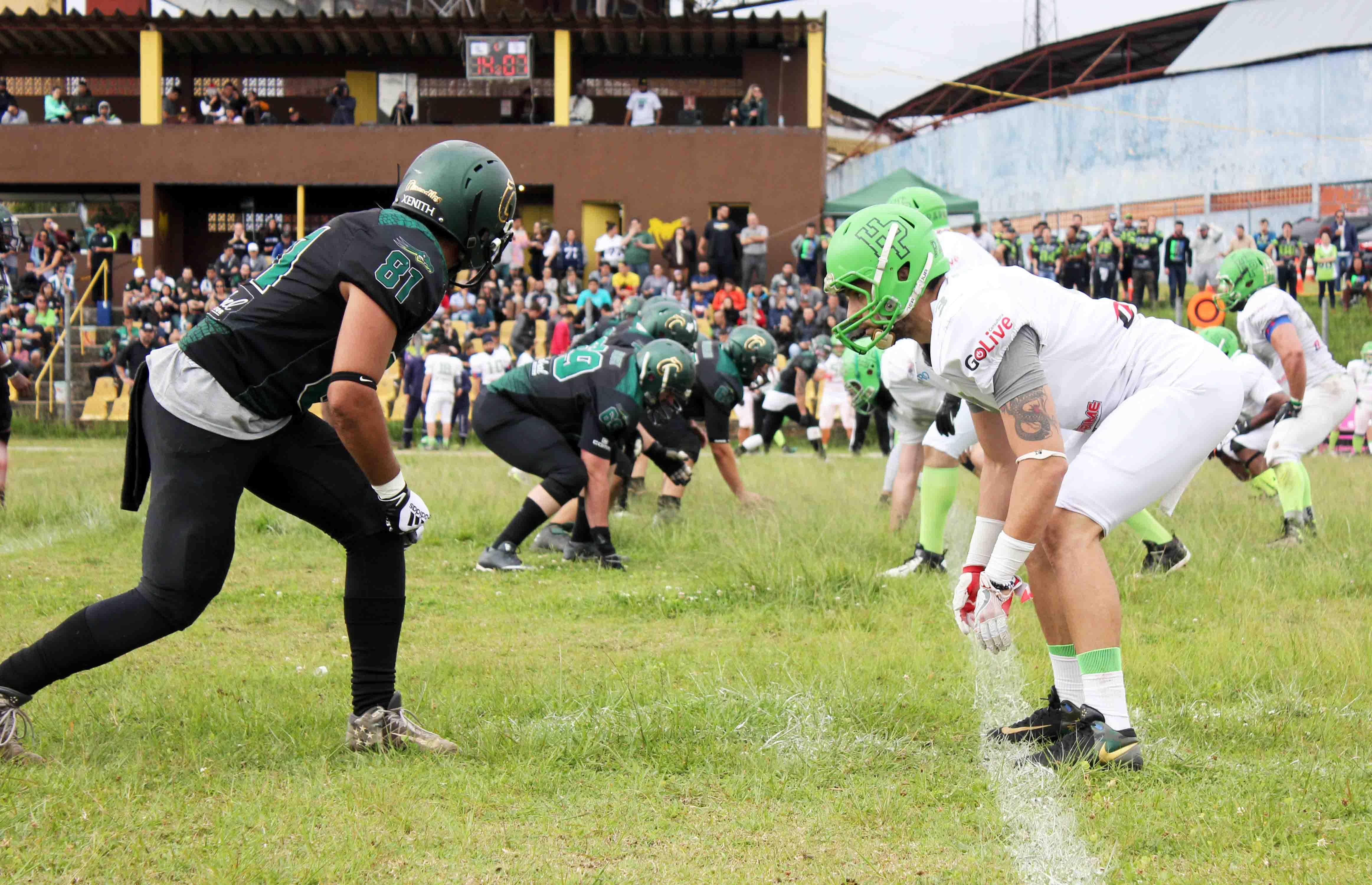 Coritiba Crocodiles vencem Paraná HP
